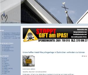 Read more about the article Bürgerverein Großbüllesheim hat sich gefunden