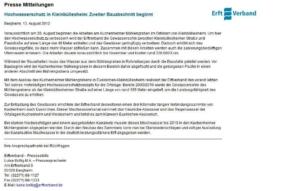 Read more about the article Hochwasserschutz in Kleinbüllesheim