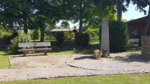 Read more about the article Das Kriegerdenkmal ist wieder schön