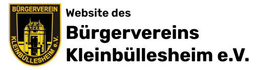 Bürgerverein Kleinbüllesheim e.V.
